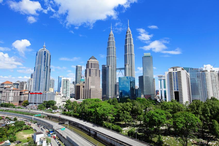 クアラルンプール、マレーシア