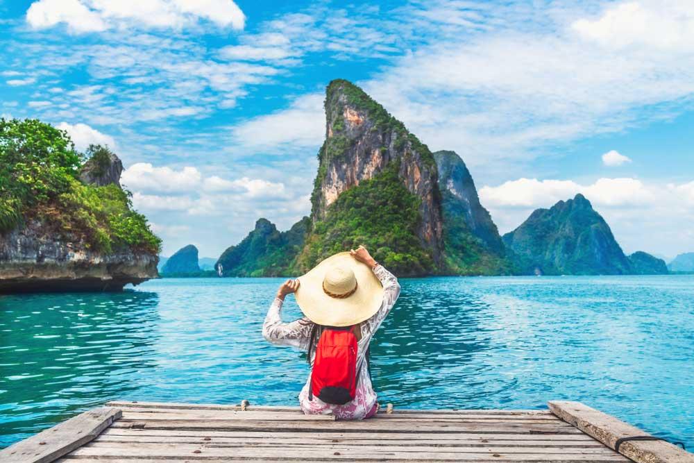 旅行アジア