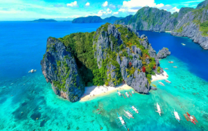 el nido beach ph