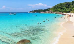 similan island beach resort